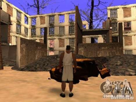 Chernobyl MOD v1 para GTA San Andreas décima primeira imagem de tela