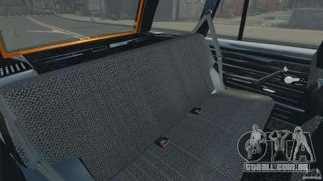 Vaz-21043 v 1.0 para GTA 4 vista lateral