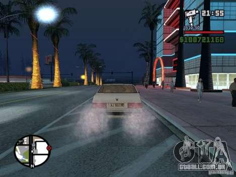 Maserati Ghibli para GTA San Andreas