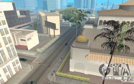 Theft of vehicles 1.0 para GTA San Andreas quinto tela