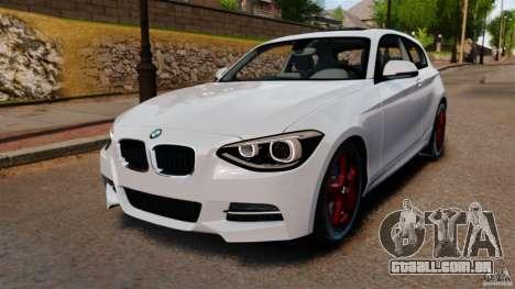 BMW 135i M-Power 2013 para GTA 4
