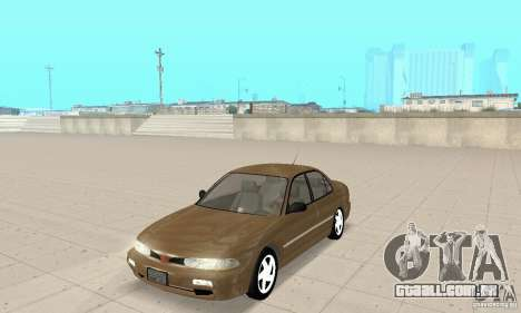 Mitsubishi Galant para GTA San Andreas