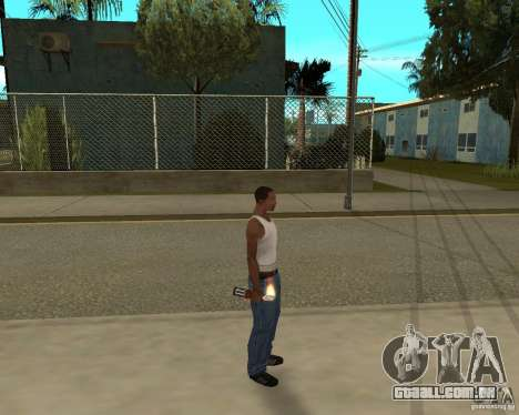 Armas de STALKERa para GTA San Andreas sexta tela