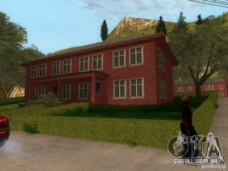 Salve Bejsajde para GTA San Andreas segunda tela