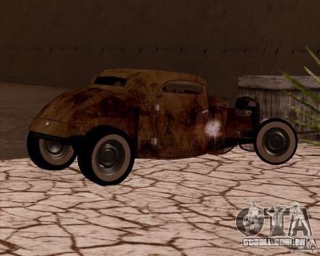 Ford Rat Rod para GTA San Andreas vista direita
