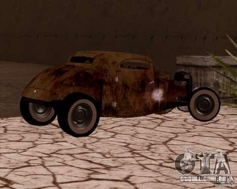 Ford Rat Rod para GTA San Andreas vista direita