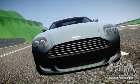 Aston Martin DB9 2005 V 1.5 para GTA 4 vista lateral