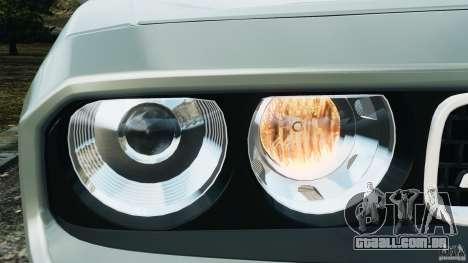 Dodge Challenger SRT8 2009 [EPM] para GTA 4 rodas
