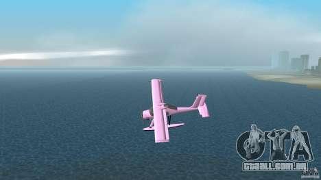 PZL 104 Wilga para GTA Vice City