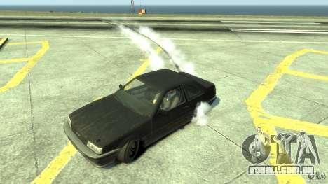 Drift Handling Mod para GTA 4 por diante tela