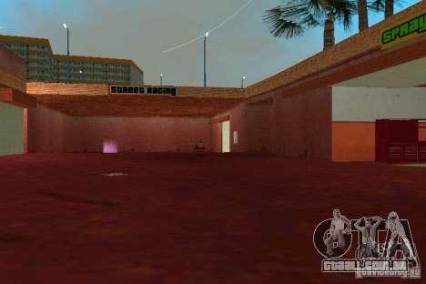 Motorshow para GTA Vice City por diante tela