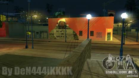 Graffiti para GTA San Andreas terceira tela
