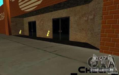 Respawn San News para GTA San Andreas segunda tela