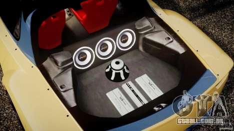 Mazda RX-7 Veilside v0.8 para GTA 4 interior
