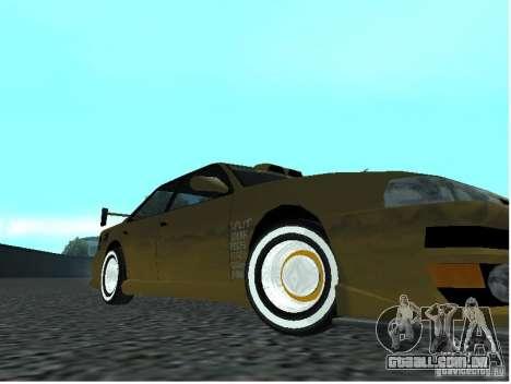Deluxo Wheels Mod para GTA San Andreas quinto tela