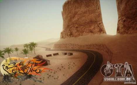 New Roads Las Venturas v1.0 para GTA San Andreas segunda tela