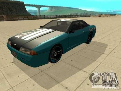 Elegy Forsage para GTA San Andreas