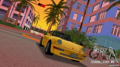 ENBSeries by FORD LTD LX para GTA Vice City por diante tela