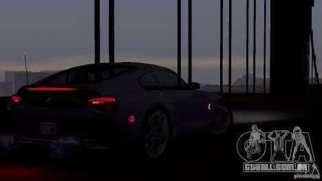 SA_gline para GTA San Andreas por diante tela