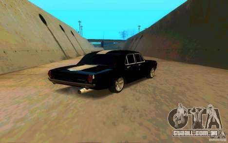 PLYMOUTH GAZ 2410 para GTA San Andreas vista direita