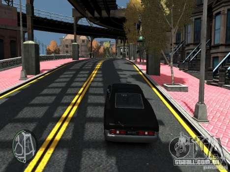 Road Textures (Pink Pavement version) para GTA 4 oitavo tela