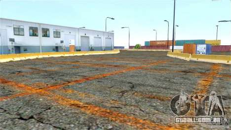 Blur Port Drift para GTA 4 sexto tela