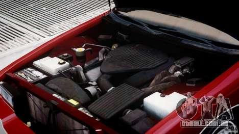 Buick Roadmaster Sedan 1996 v 2.0 para GTA 4 vista lateral