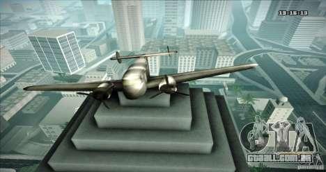 ENB Graphics Mod Samp Edition para GTA San Andreas nono tela
