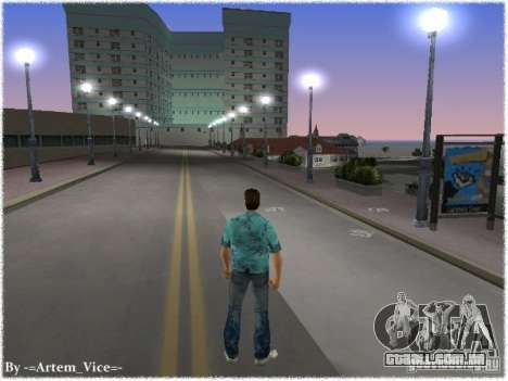 New Ocean Beach para GTA Vice City terceira tela