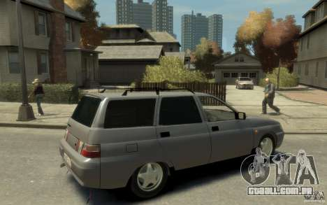 Lada ВАЗ 2111 para GTA 4 vista direita