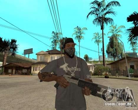 M1049 para GTA San Andreas segunda tela