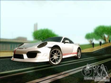Porsche 911 Carrera S (991) Snowflake 2.0 para GTA San Andreas