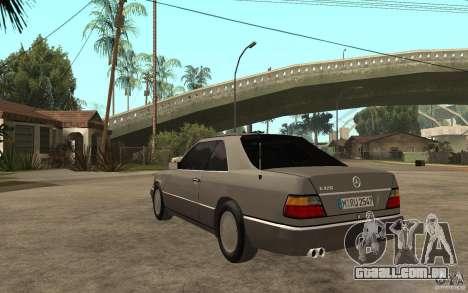 Mercedes-Benz E320 C124 para GTA San Andreas