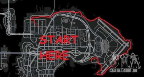 Rally trilha para GTA 4 oitavo tela