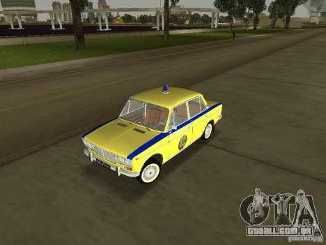Polícia VAZ 2103 para GTA Vice City