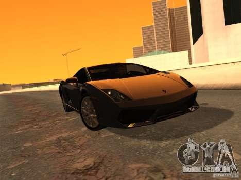 IG ENBSeries v2.0 para GTA San Andreas sexta tela