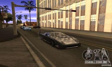 Sunshine ENB Series by Recaro para GTA San Andreas terceira tela