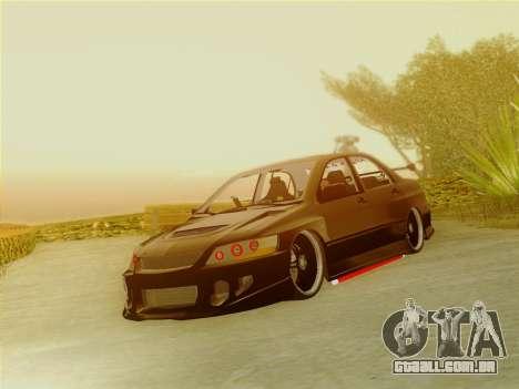 ENB v1.2 by TheFesya para GTA San Andreas terceira tela