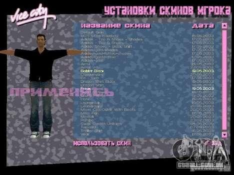Pack de skins para o Tommy para GTA Vice City oitavo tela