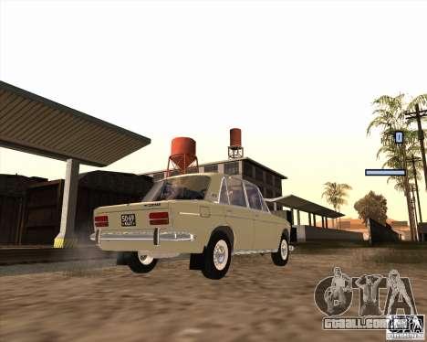 VAZ-2103 para GTA San Andreas esquerda vista