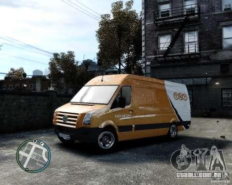 Volkswagen Crafter TNT para GTA 4