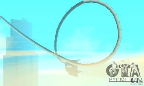 Airport Stunt para GTA San Andreas terceira tela