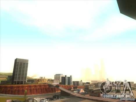 ENBSeries para PC médio e fraco para GTA San Andreas segunda tela