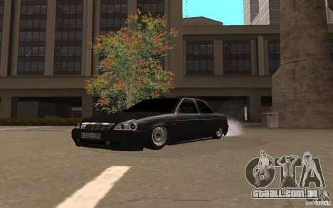 LADA priora luz tuning v. 2 para GTA San Andreas