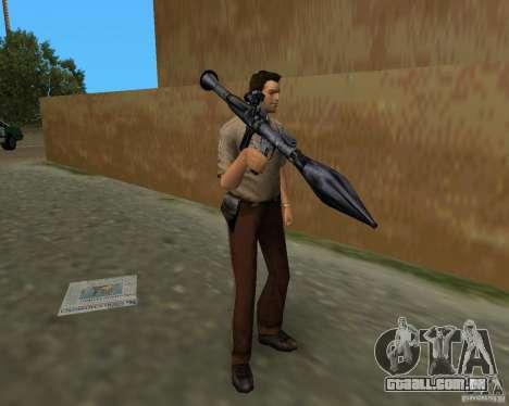 Armas de Pak de STALKER para GTA Vice City