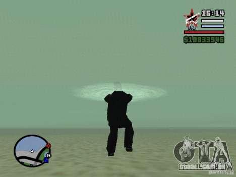 ENBSeries para GForce FX 5200 para GTA San Andreas quinto tela