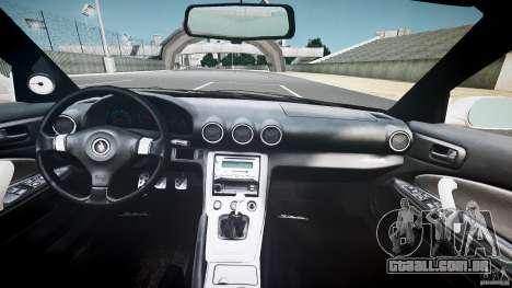Nissan Silvia S15 Drift v1.1 para GTA 4 vista inferior