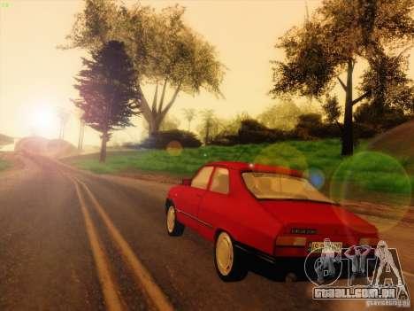 Dacia 1310 L Sport para GTA San Andreas esquerda vista