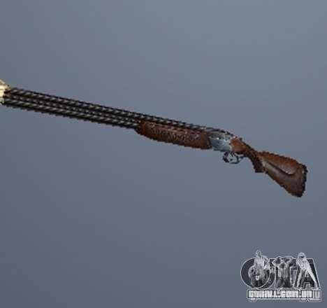 Um conjunto de armas do perseguidor V2 para GTA San Andreas twelth tela