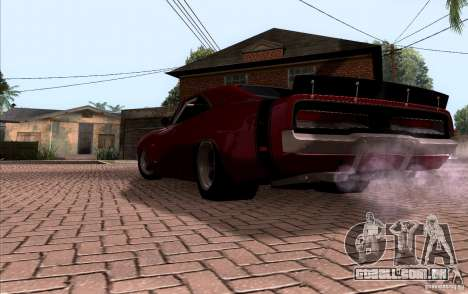 ENBSeries by HunterBoobs v1 para GTA San Andreas terceira tela
